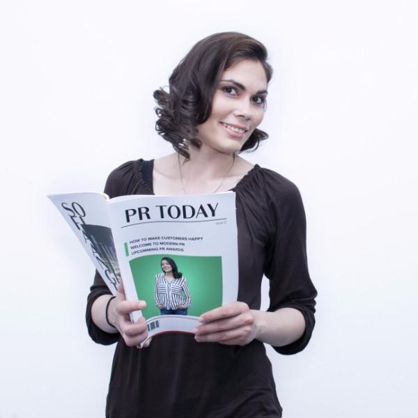 Siana Gocheva-Angelova PR Director
